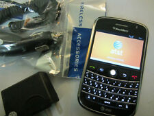 GOOD Blackberry Bold 9000 WiFi Camera QWERTY GPS 3G GSM Global AT&T Smartphone