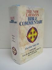 The New Layman's Bible In One Volume by G.C.D. Howley, F.F. Bruce & H.L. Ellison