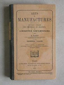 Arts et manufactures - Industrie contemporaine - Chasse pêche Mines Maigne 1879