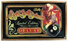 EIGHT BALL DELUXE SPECIAL Pinball LED Lighting Kit custom SUPER BRIGHT KIT