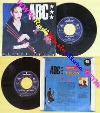 LP 45 7'' ABC Poison arrow Theme from man trap 1982 italy MERCURY no cd mc dvd