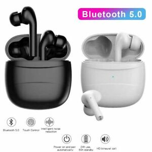 Bluetooth Earphones Headset Earbuds with Mic for LG Samsung A21s A41 A51 A71 5G