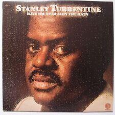 STANLEY TURRENTINE: Have You Ever Seen the Rain NM- VINYL LP Fantasy