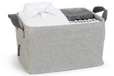 Brabantia Foldable Laundry Basket 35l Grey