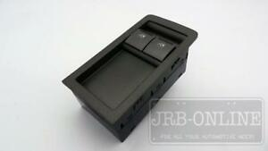 Commodore Power Window Switch - Master Switch - 2 BUTTON -Suit VY VZ Grey