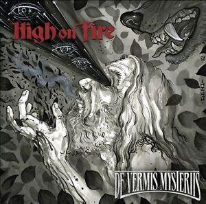 High On Fire - De Vermis Mysteriis (2012, CD)
