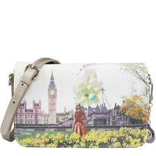 Borsa Donna Y Not? orizzontal Shoulder Bag L Flower Tower Instant J-352