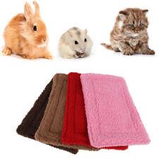Winter Small Pet Rabbit Hamster Nest Pad Warm Soft Cage House Cushion Sleep Mat