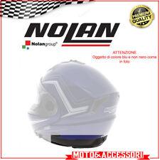 Guarnizione Bordo Esterno Inferiore BLU Casco NOLAN N-104 104 Originale + viti