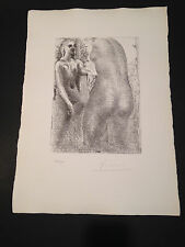 """Picasso """"Suite Vollard"""" Bloch #186, Limited Edition, Picasso Family Authorized."""