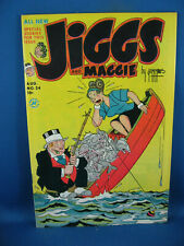 JIGGS AND MAGGIE 24 VF LITTLE DOT 1953