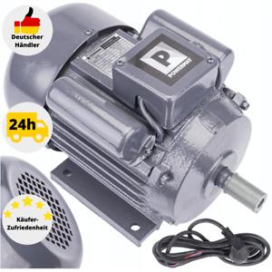 Elektromotor 230V Drehstrommotor Kondensator Motor Asynchronmotor 2,2 kW 1 Phase