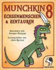 Pegasus Munchkin 8 Echsenmenschen & Zentauren Kartenspiel