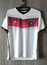 Germany Soccer National Team Deutscher Fussball Football Shirt Jersey Mens Sz L