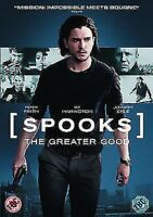 Spooks - The Greater Good DVD Nuevo DVD (EO51896D)