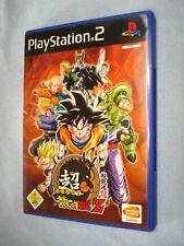 Playstation 2 - PS2 Spiel SUPER DRAGONBALL Z in OVP mit Anleitung