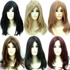 Forever Young Long Straight Wigs & Hairpieces