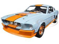 "1967 FORD SHELBY MUSTANG GT-500 ""GULF"" OIL 1/18 DIECAST MODEL GREENLIGHT 12954"