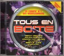 Compilation - Tous En Boîte (Summer 2003) - Promo CD - 2003 - Airplay Records