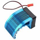 RC Alum Blue Heat Sink 5V JST Plug For Hobbywing Phoenix 4274 4268 1515 Motor