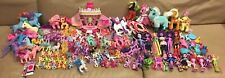 Lot 170+ My Little Pony Ponies Toy & Accessories Lion Salon Snipsy Snap Vintage
