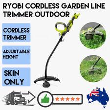 Ryobi 36V Curved Shaft Line Trimmer - Skin Only