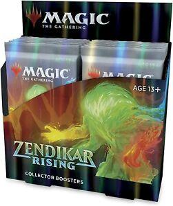 Zendikar Rising - Collector Booster Display (englisch)