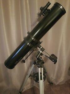 Celestron PowerSeeker 114EQ f/7.89 Newtonian Telescope