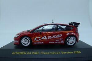 CITROÉN C4 WRC   2006   1:43 IXO