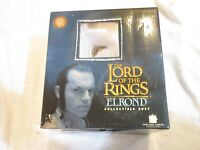 Used Gentle Giant Lord of the Rings Elrond Collectible Bust