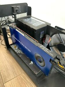 AMD Radeon Pro WX 7100 Graphics 8 GB GDDR6 Graphics Card (100-505826)