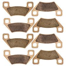 NICHE Brake Pad Set Arctic Cat 1436-420 Front Rear Ceramic 4 Pack 500 700 400