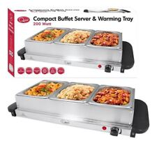 Quest Benross Quest Compact Buffet Server and Warming Tray