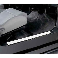RAMPAGE 7686 -Entry Guards Black for 1997-2006 Jeep Wrangler