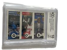 1996-97 Kobe Bryant ROOKIE RC,Kevin Garnett Collector's BGS 10 Pristine!