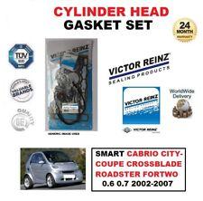 Cabeza junta conjunto para Smart Cabrio Ciudad-Coupe CROSSBLADE ROADSTER FORTWO 0.6 0.7