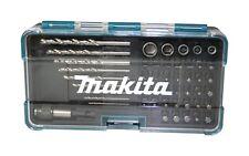 MAKITA B-36192 Socket & Screwdriver Bit Set 48 Piece HSS-G Drill,