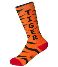Gumball Poodle Kids Knee High Socks - Tiger - Unisex
