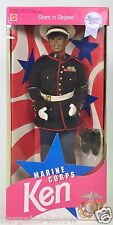 MARINE CORPS KEN STARS 'N STRIPES SPECIAL EDITION AFRICAN AMERICAN AA NRFB