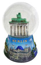 NEU Berliner Schneekugel Berlin klein Brandenburger Tor Reichstag Glaskugel