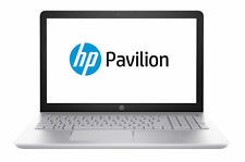 "HP Pavilion 15-cc109na 15.6"" (1TB HDD, 128GB SSD, Intel Core i5-8250U, 1.6GHz) Notebook - Mineral Silver (2PN21EA#ABU)"