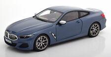 BMW Série 8 Coupé 850i M 2018 - 1:18 Norev Voiture Miniature Diecast Model Car