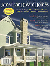 AMERICAN DREAM HOMES Fall 2012 Premier Home Designs Visbeen Dan Sater Frank Betz