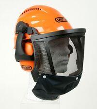 Professionnel Casque de foresterie avec visage et protection BRUIT OREGON
