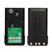 2 x 2200mAh KNB-14 KNB-15A KNB-20N Battery for KENWOOD TK260 TK270 TK2107 TK3107