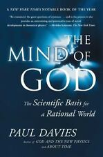 The Mind of God: The Scientific Basis for a Rational World