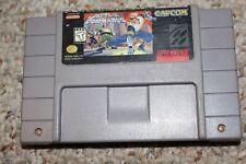 Captain Commando (Super Nintendo Entertainment System SNES) Cart GREAT Shape