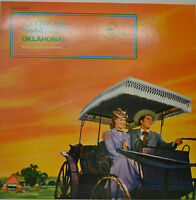 """East - Rodgers And Hammerstein`S Oklahoma! LP 12 """" (S930)"""