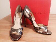 Ivanka Trump Tatiana New Womens Size 5.5 Silver Pumps Heels Shoes