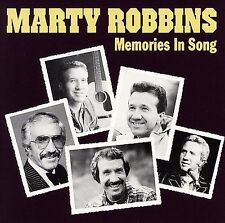 MARTY ROBBINS Memories In Song Big Iron Running Gun 18 SONGS NEW CASSETTE